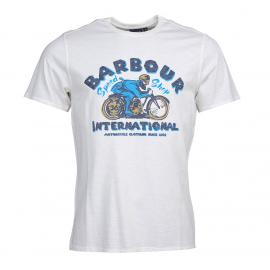 BARBOUR - B.INTL DEVICE T-SHIRT