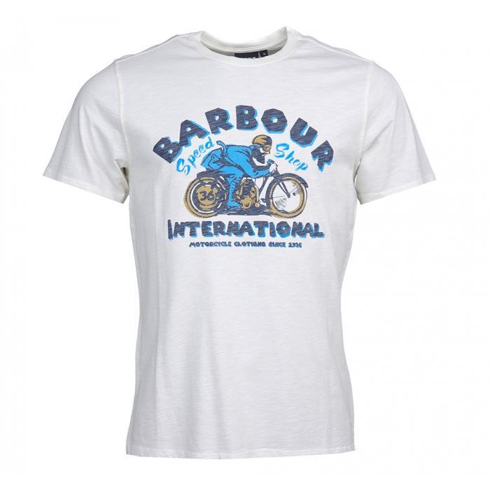 BARBOUR - B.INTL DEVICE T-SHIRT
