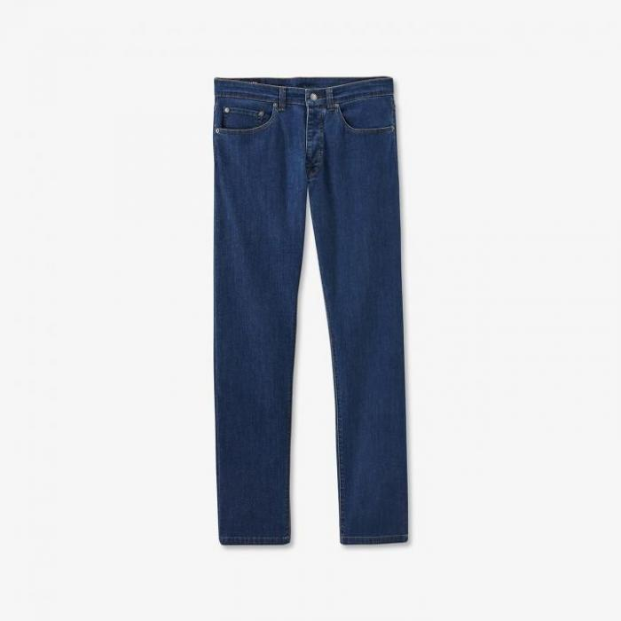 Jean cinq poches en coton stretch