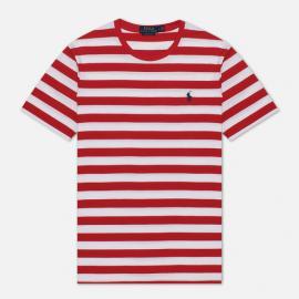 RALPH LAUREN - T-shirt rayé ajusté