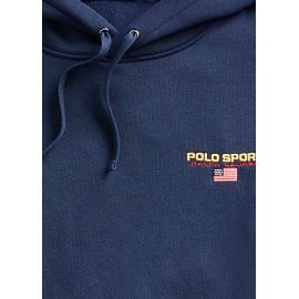 Sweat à capuche Polo Sport molleton