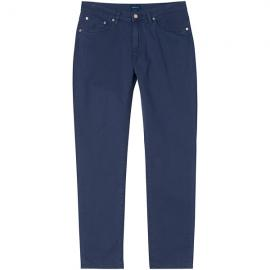 GANT Jean regular fit en sergé Dusty