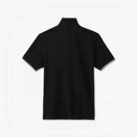 Polo Fluo uni en coton