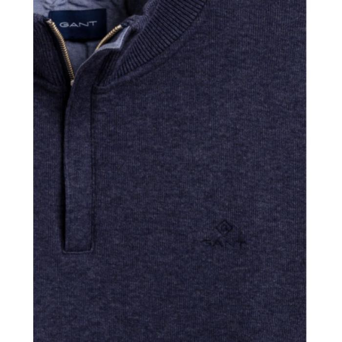 GANT Sweat-shirt à demi-zip Sacker Rib.