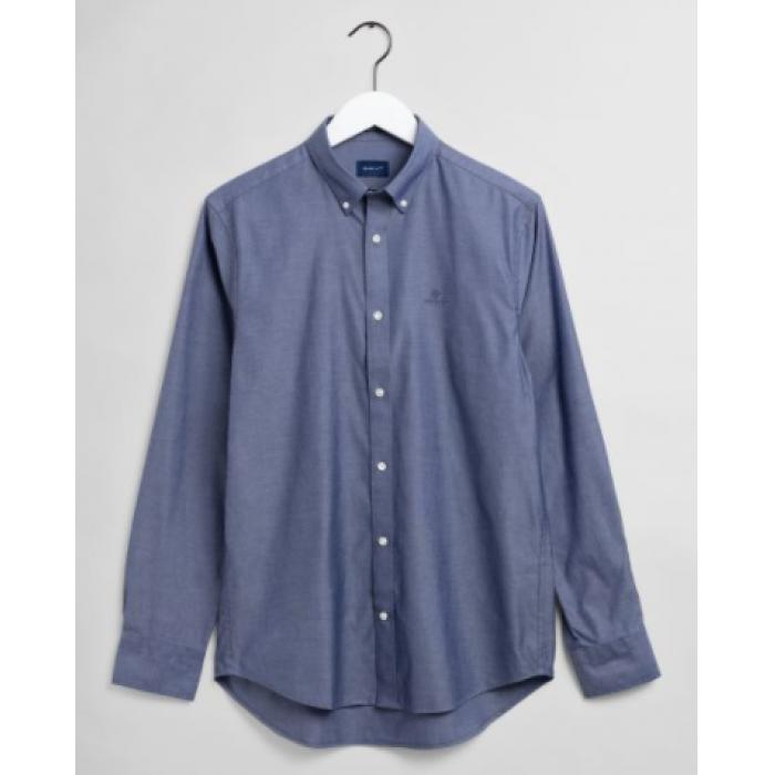 GANT Chemise regular fit en coton Oxford Pinpoint.