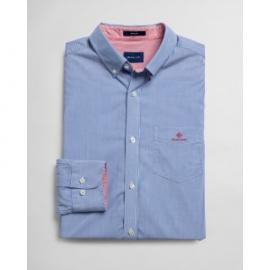 GANT Chemise regular fit à fines rayures.