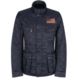 Veste matelassée Jeffries Steve Mc Queen Barbour