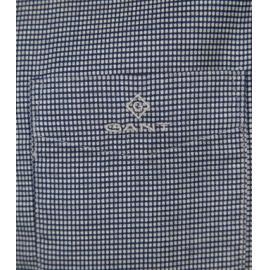 GANT Chemise en tissu armuré chiné