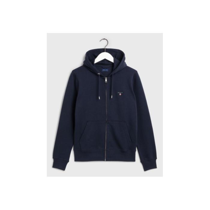 GANT Sweatshirt à capuche zippé