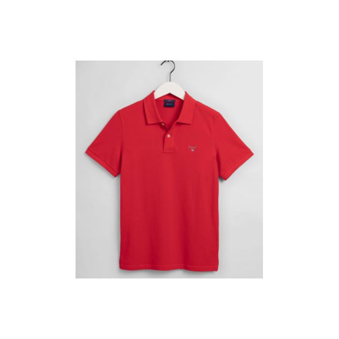GANT Polo en coton piqué Original